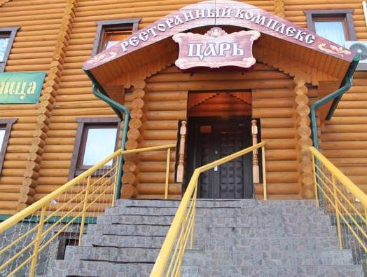 Hotel Tsar