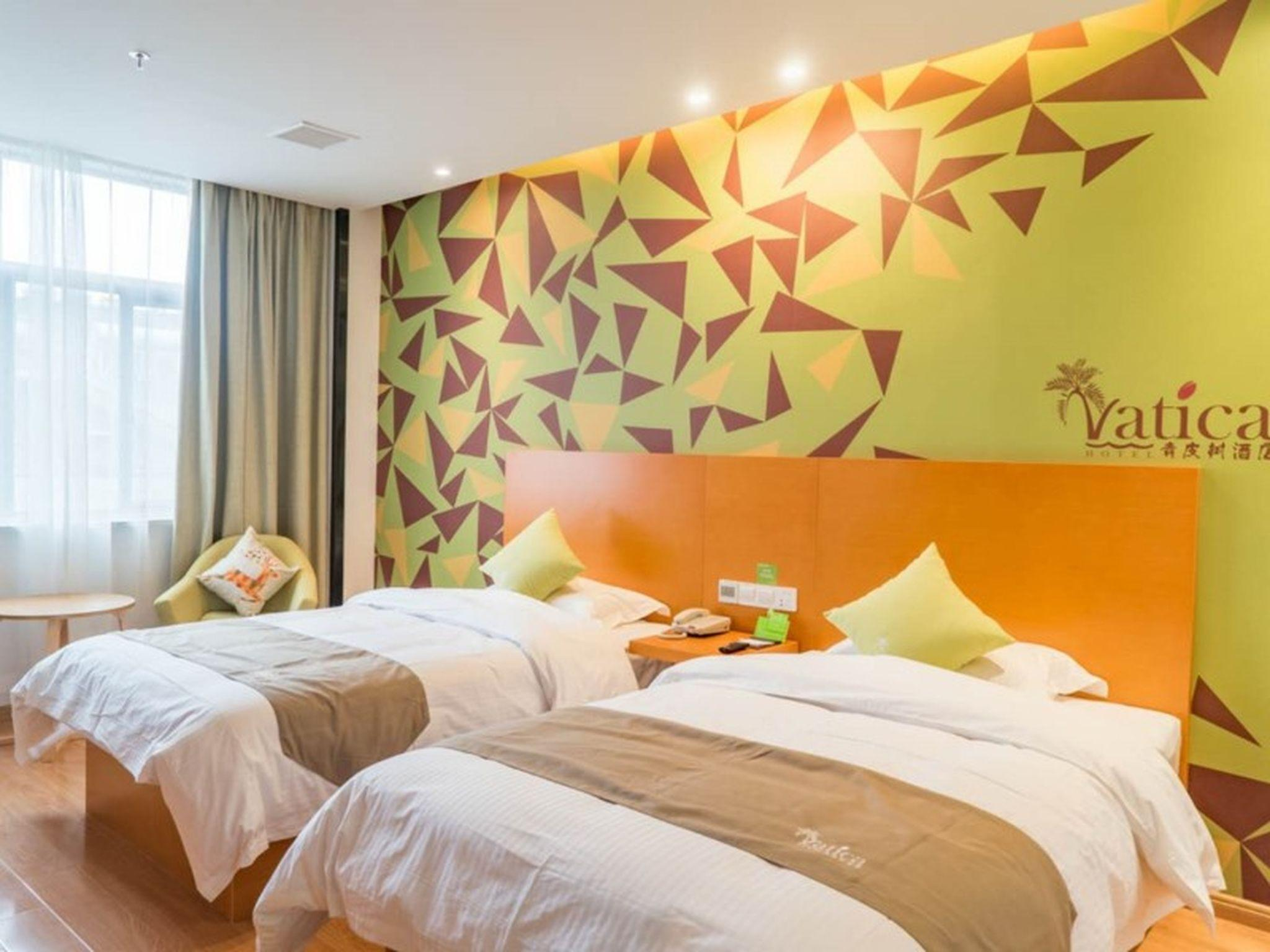 Vatica Shangrao Yiyang County Shengli Road Hotel