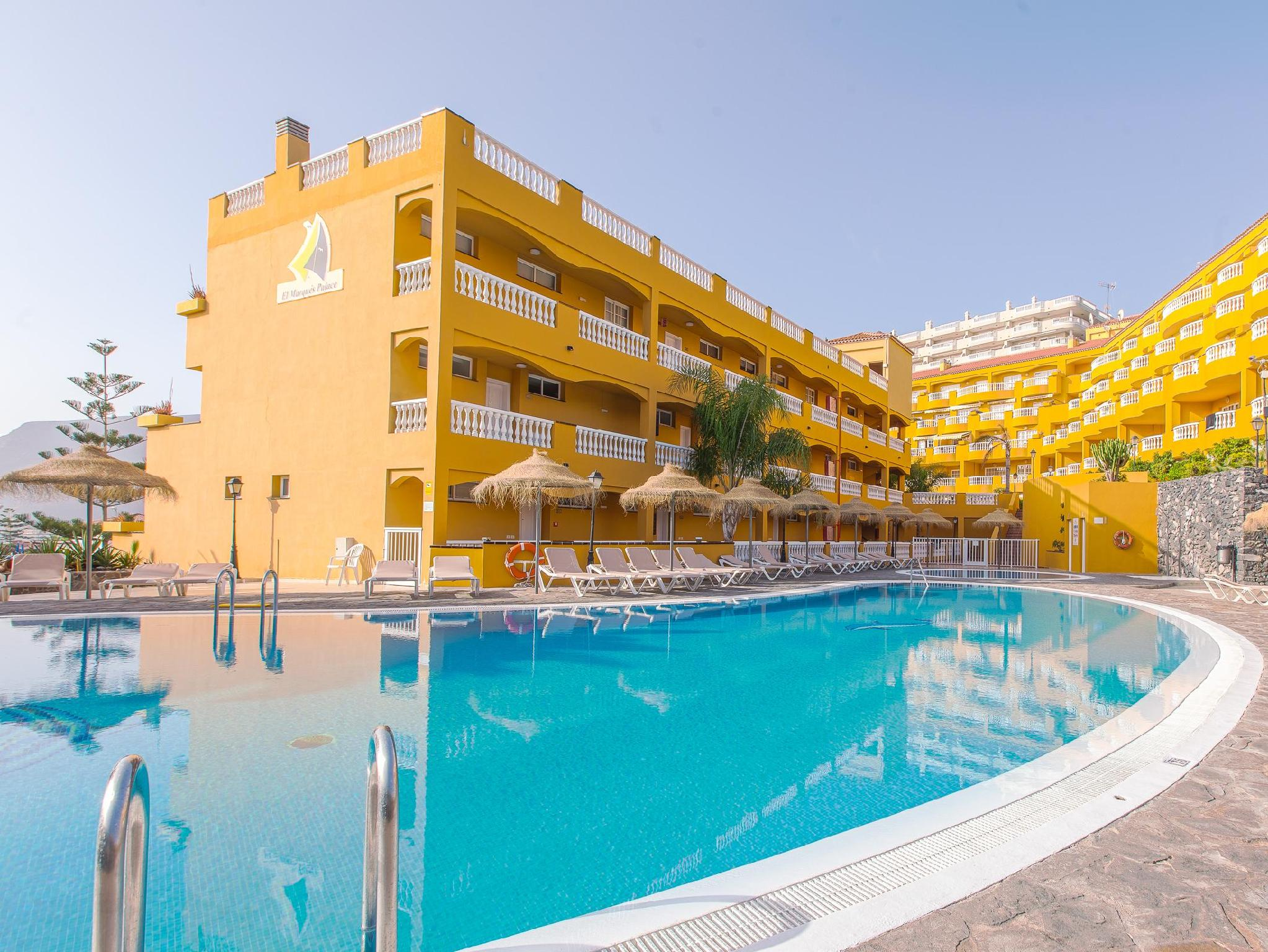 Aparthotel El Marques Palace