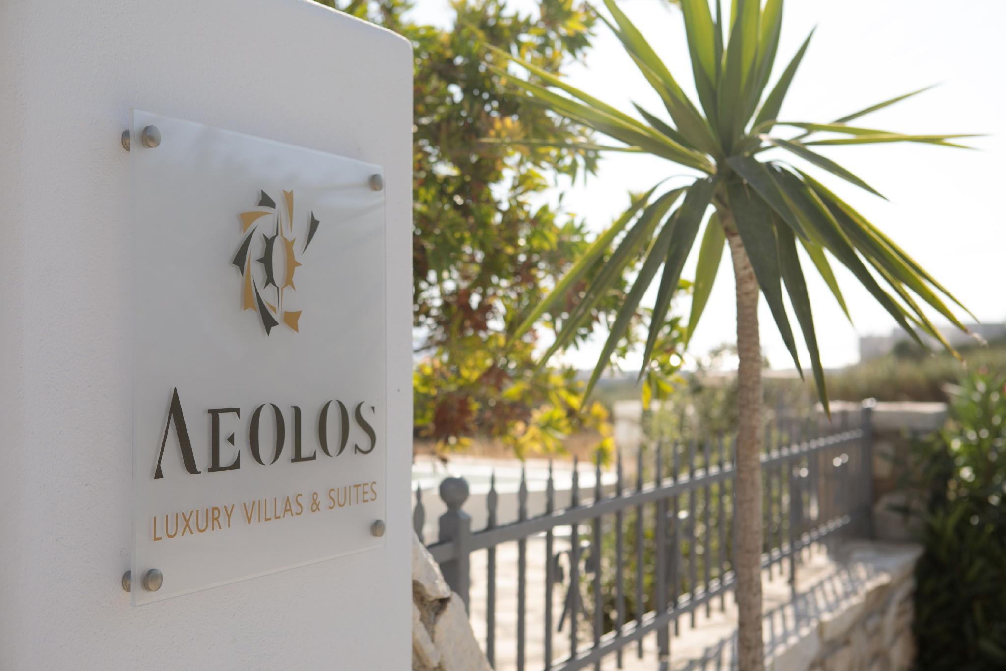 Aeolos Luxury Villas And Suites