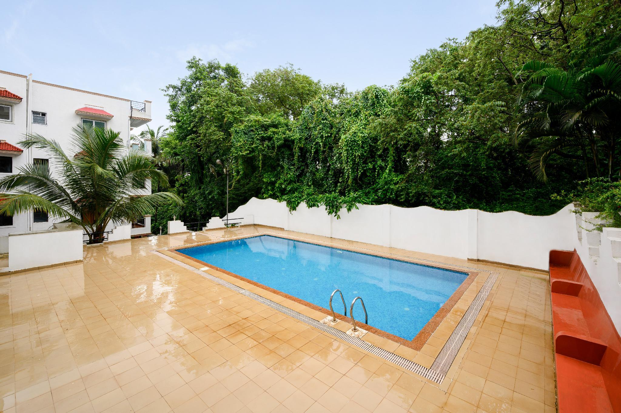 Centrally Located 1 BHK With A Pool 60500