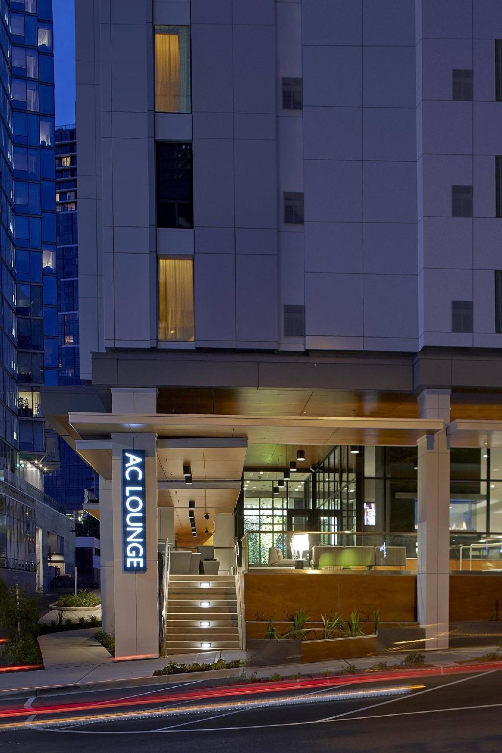 AC Hotel Seattle Bellevue Downtown