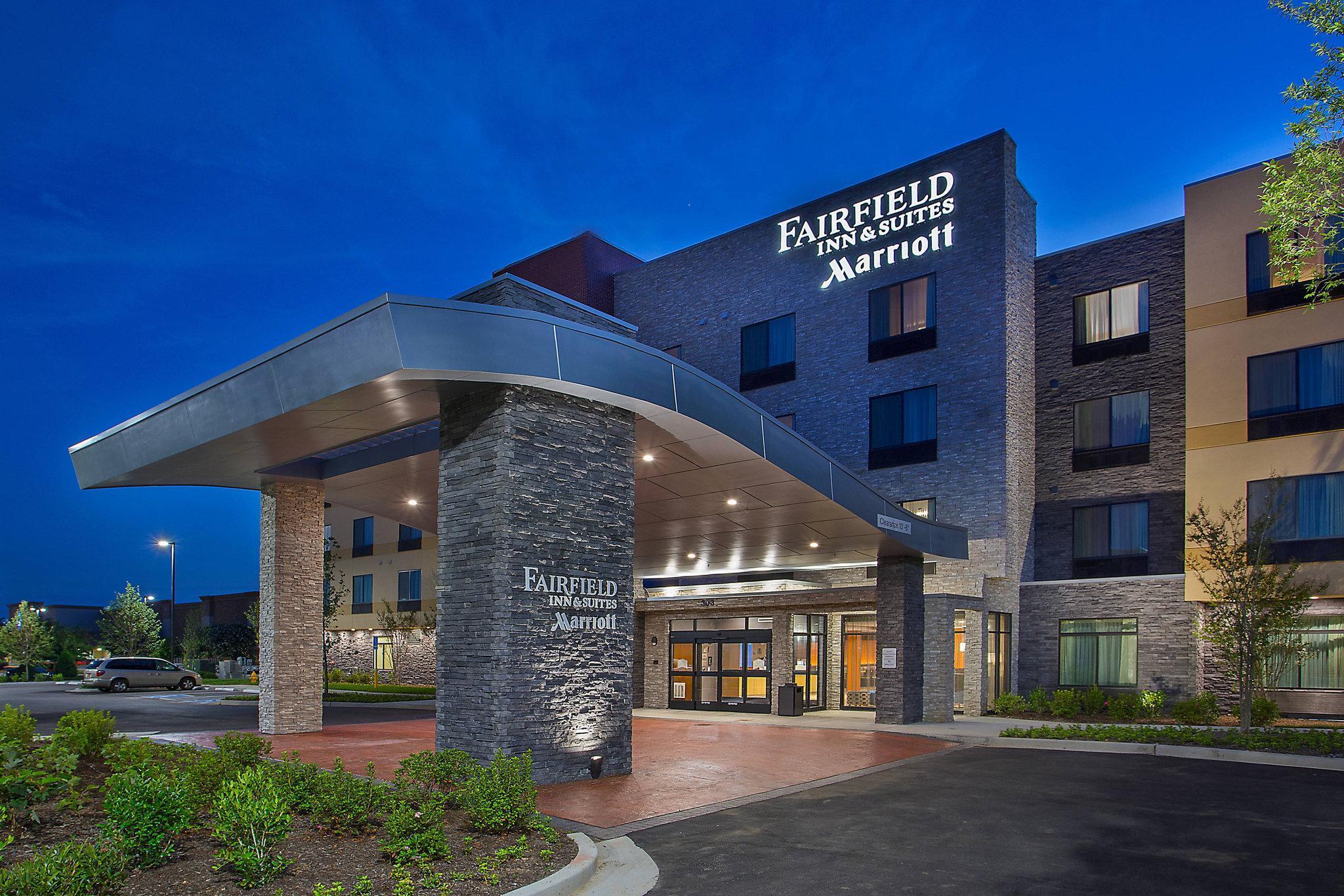 Fairfield Inn & Suites Nashville Hendersonville