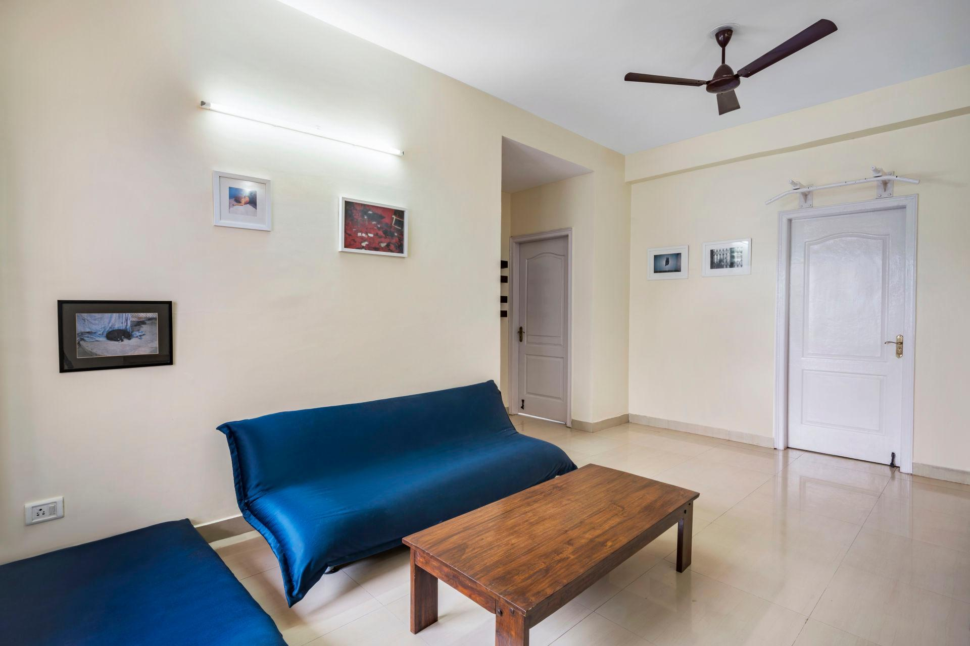 Snazzy 2 BHK For 6