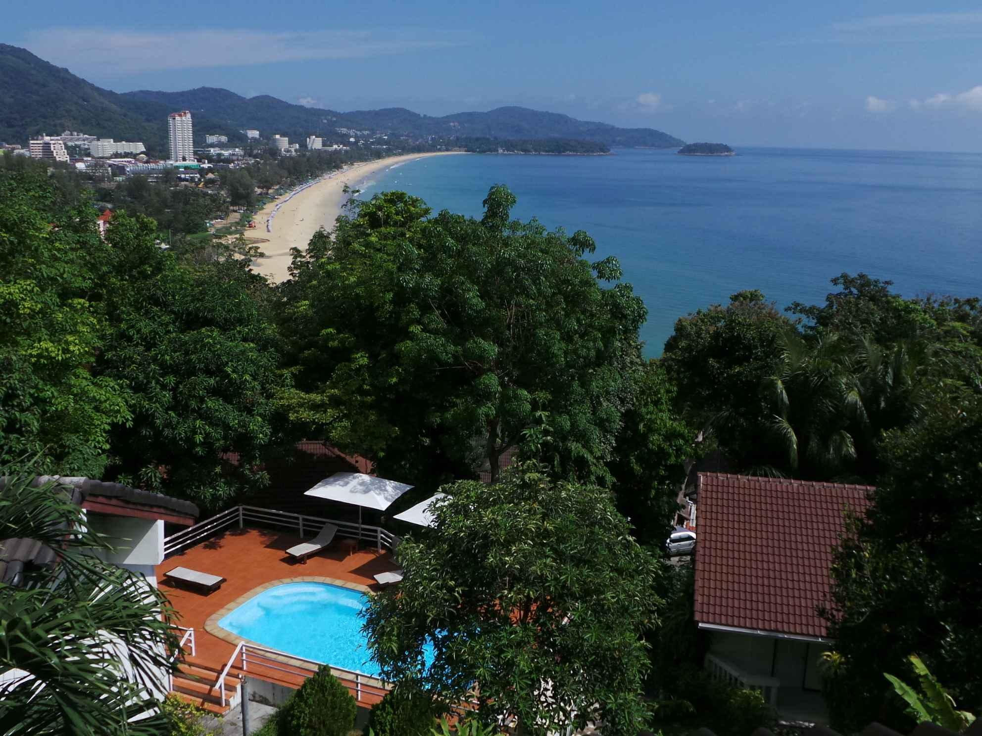 On The Hill Karon Resort ออน เดอะ ฮิลล์ กะรน รีสอร์ต
