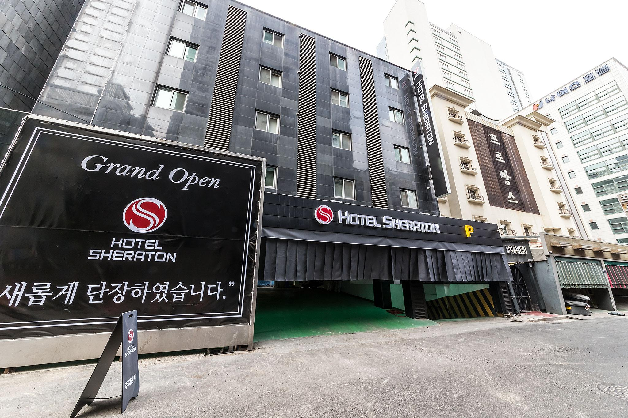 Review Hotel Sheraton