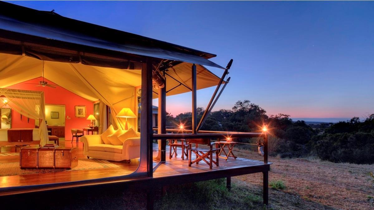 Olare Mara Kempinski Masai Mara Luxury Hotel