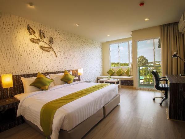 Tamarind Garden Hotel Rayong