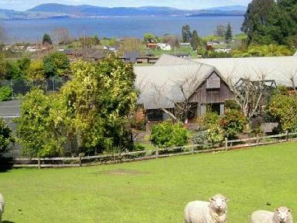 A Panoramic Country Homestay Rotorua