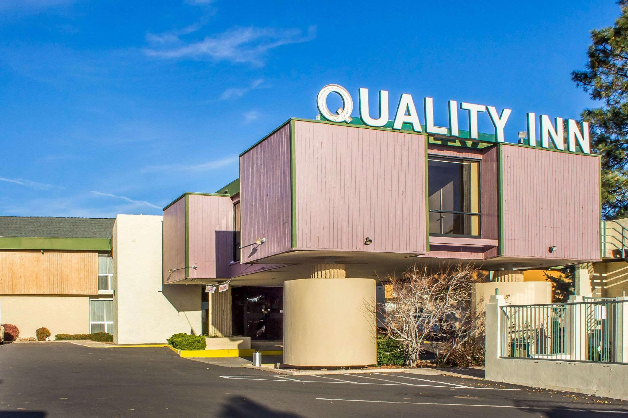 Quality Inn I 40 And I 17