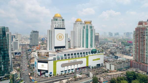 The Berkeley Hotel Pratunam Bangkok