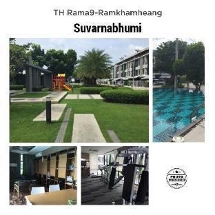 TH Rama9-Ramkamheang Suvarnabhumi