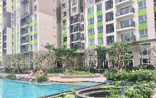 Resort Apartment at D2- 15' to City Center