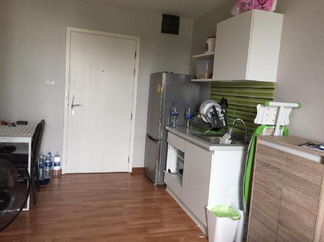 อพาร์ตเมนต์ 1 ห้องนอน 1 ห้องน้ำส่วนตัว ขนาด 31 ตร.ม. – ตัวเมืองนนทบุรี – 109/107 Room