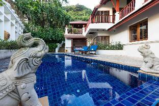 Tom's Sea View Pool Villa/ 300m to Patong Beach/K3