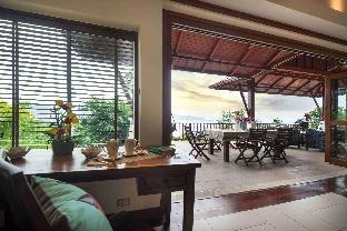 Tom's Sea View Pool Villa/300m to Patong Beach/C10