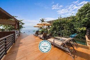 [ラマイ]ヴィラ(1000m2)| 5ベッドルーム/6バスルーム Baan Hinyai Luxe Beachfront Retreat, Infinity Pool