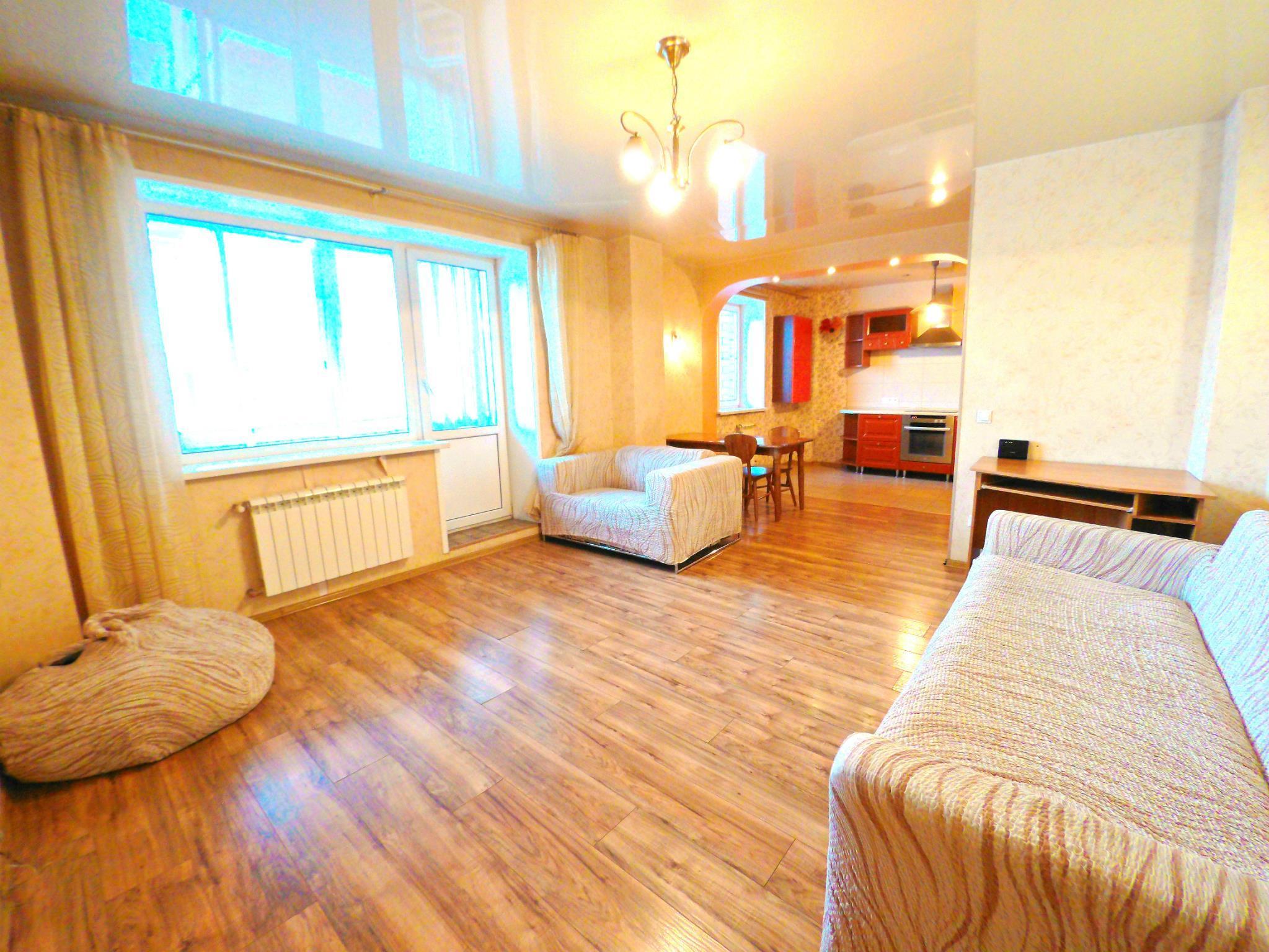 Apartments In Baykal'skaya 293 5 Irkutsk