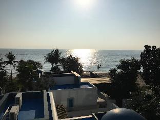 [ホアヒン ビーチフロント]ヴィラ(128m2)| 3ベッドルーム/3バスルーム 3BR Beachfront Villa@The Crest Santora by Triple B