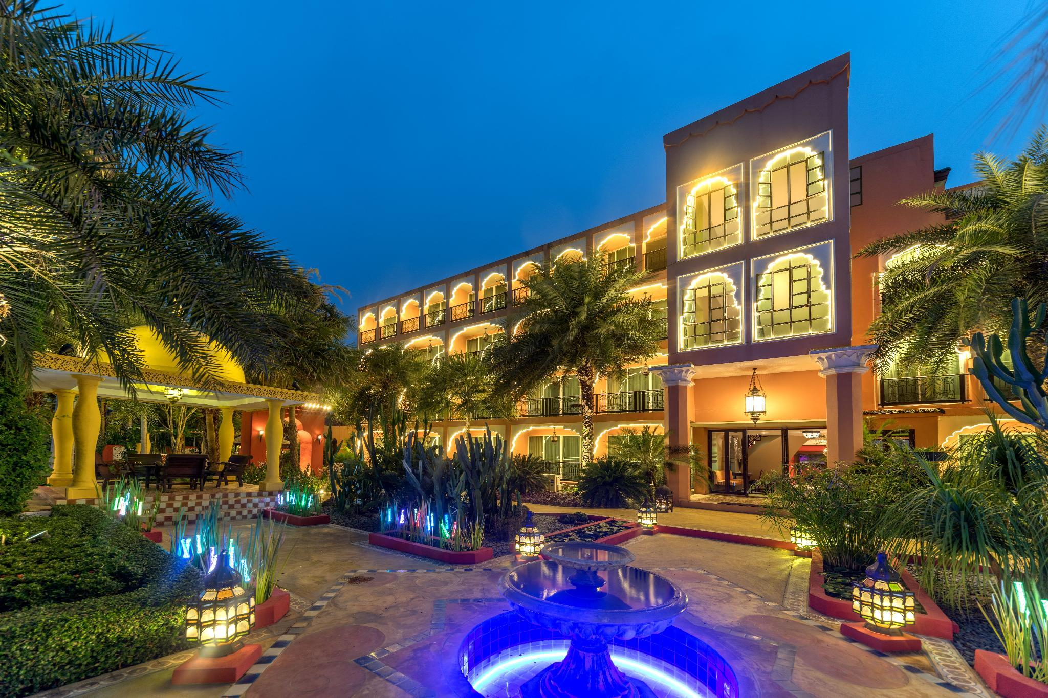 Floral Hotel Sheik Istana Chiangmai