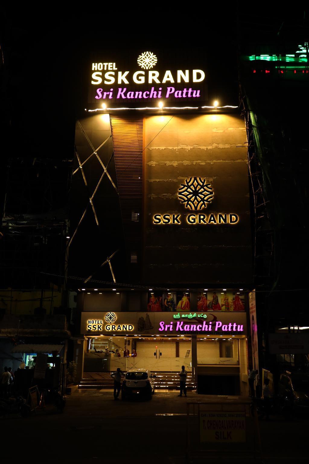 Hotel SSK Grand   Kanchipuram