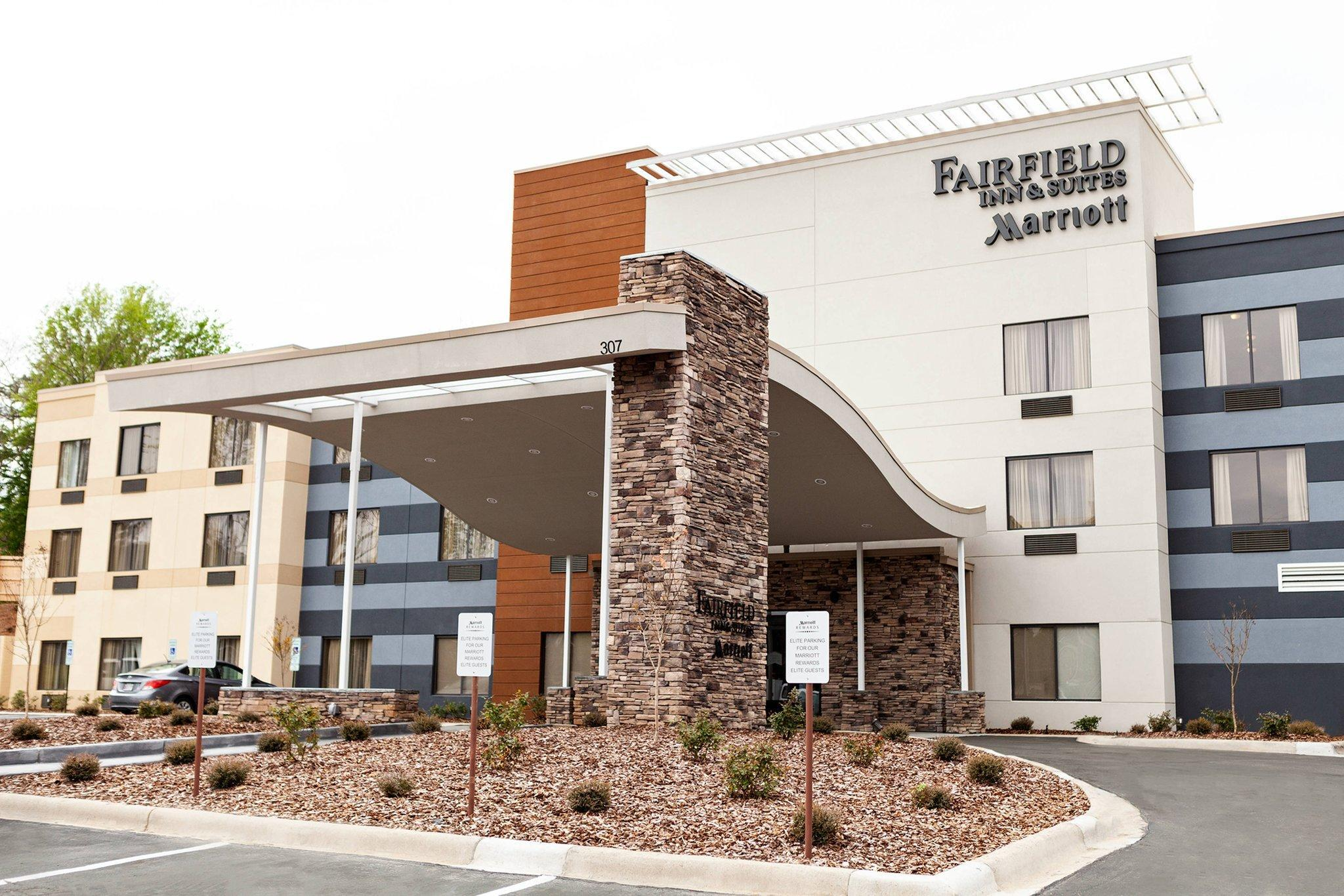 Fairfield Inn And Suites Rockingham