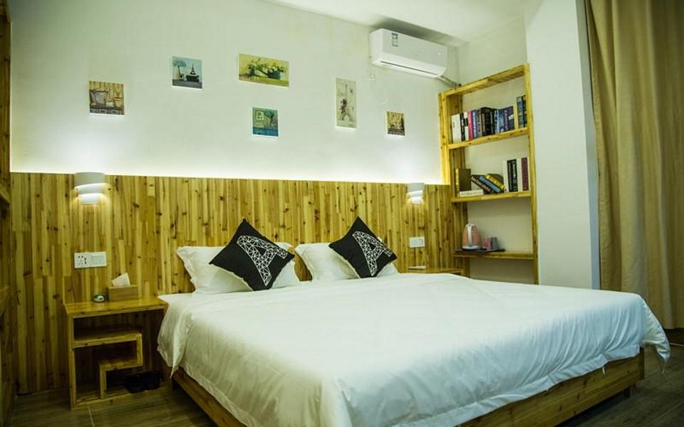NianlunStay Ruoshui Studio With 1 Bed