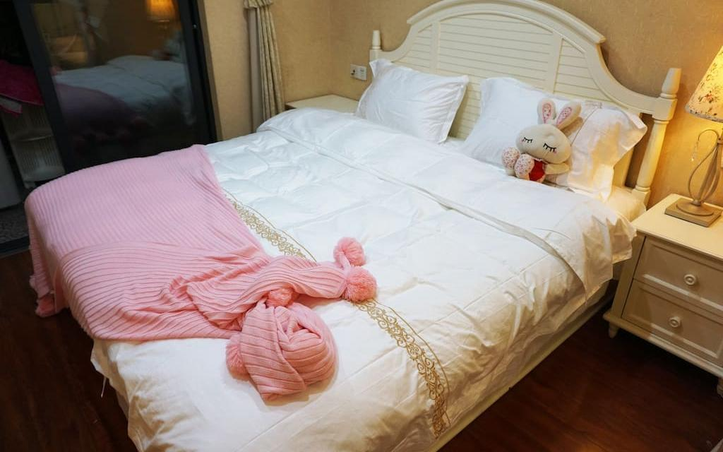 Zhubei Warm 1 Bed Apartment