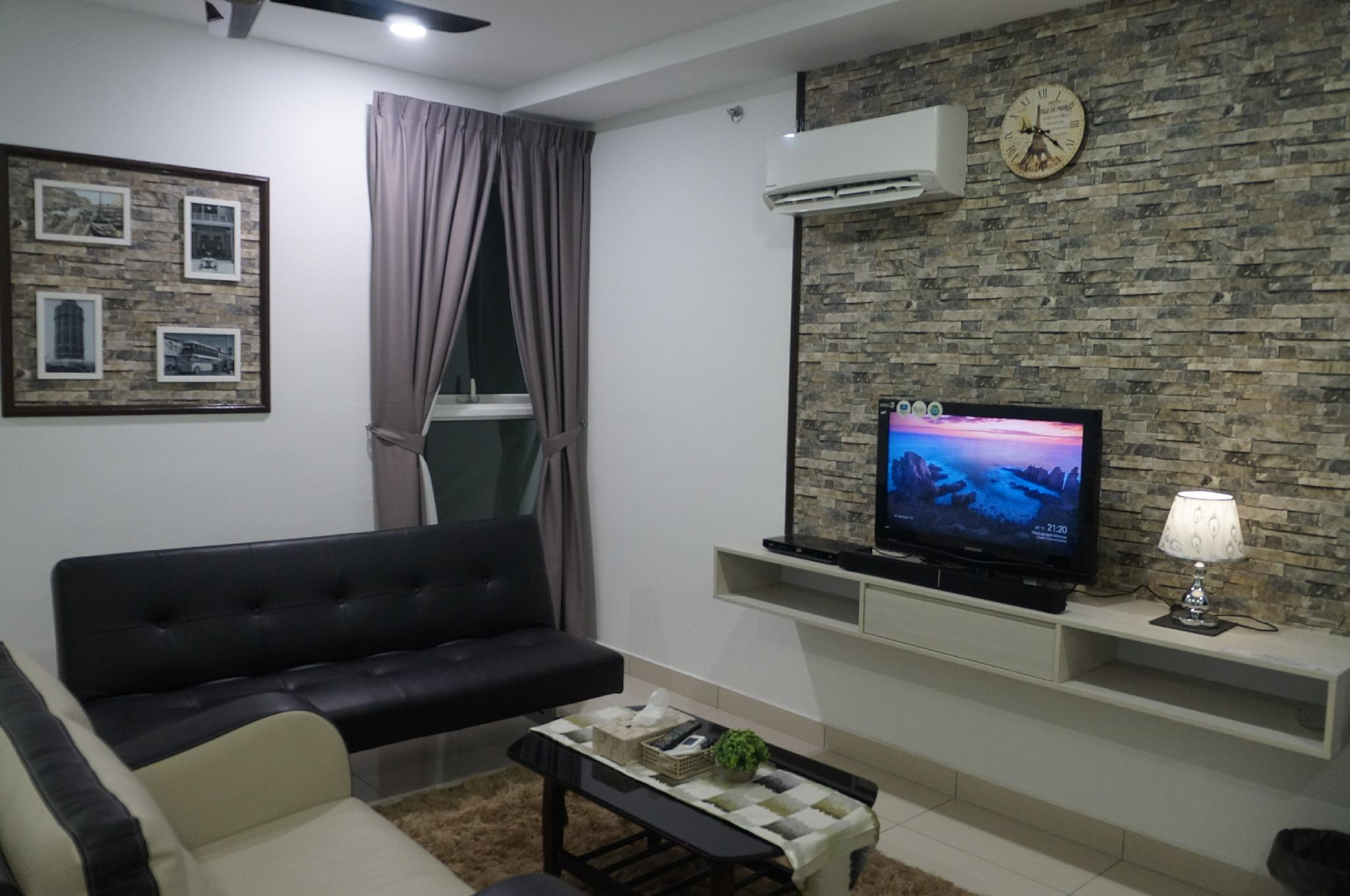 Mansion One Services Apartment