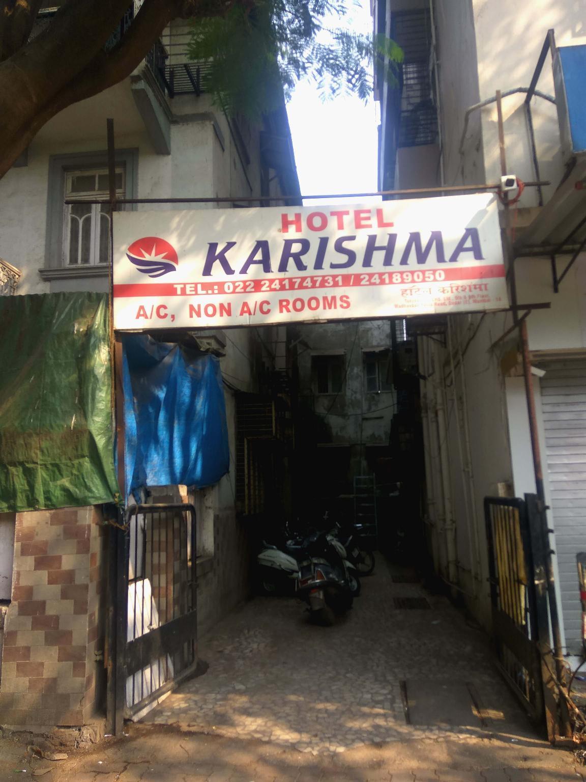 Hotel Karishma Dadar