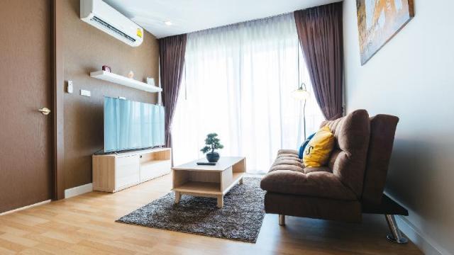 อพาร์ตเมนต์ 1 ห้องนอน 1 ห้องน้ำส่วนตัว ขนาด 49 ตร.ม. – ศรีราชา – GreenlakeCondo Sriracha