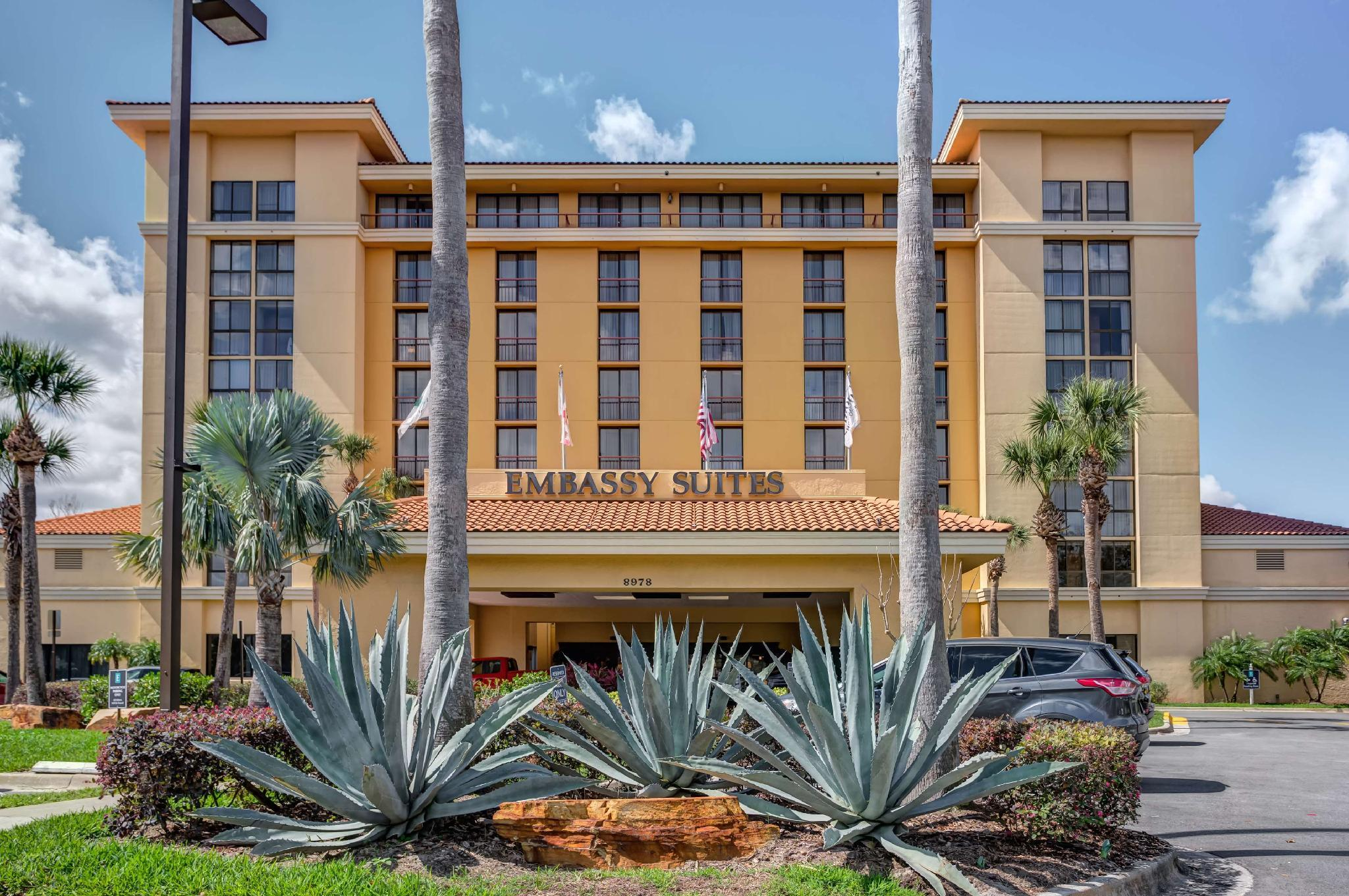 Embassy Suites Hotel Orlando International Drive South Convention Center