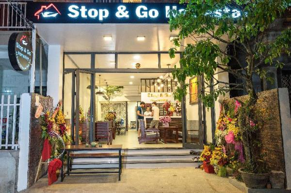 STOP and GO Boutique Homestay in Hue Hue