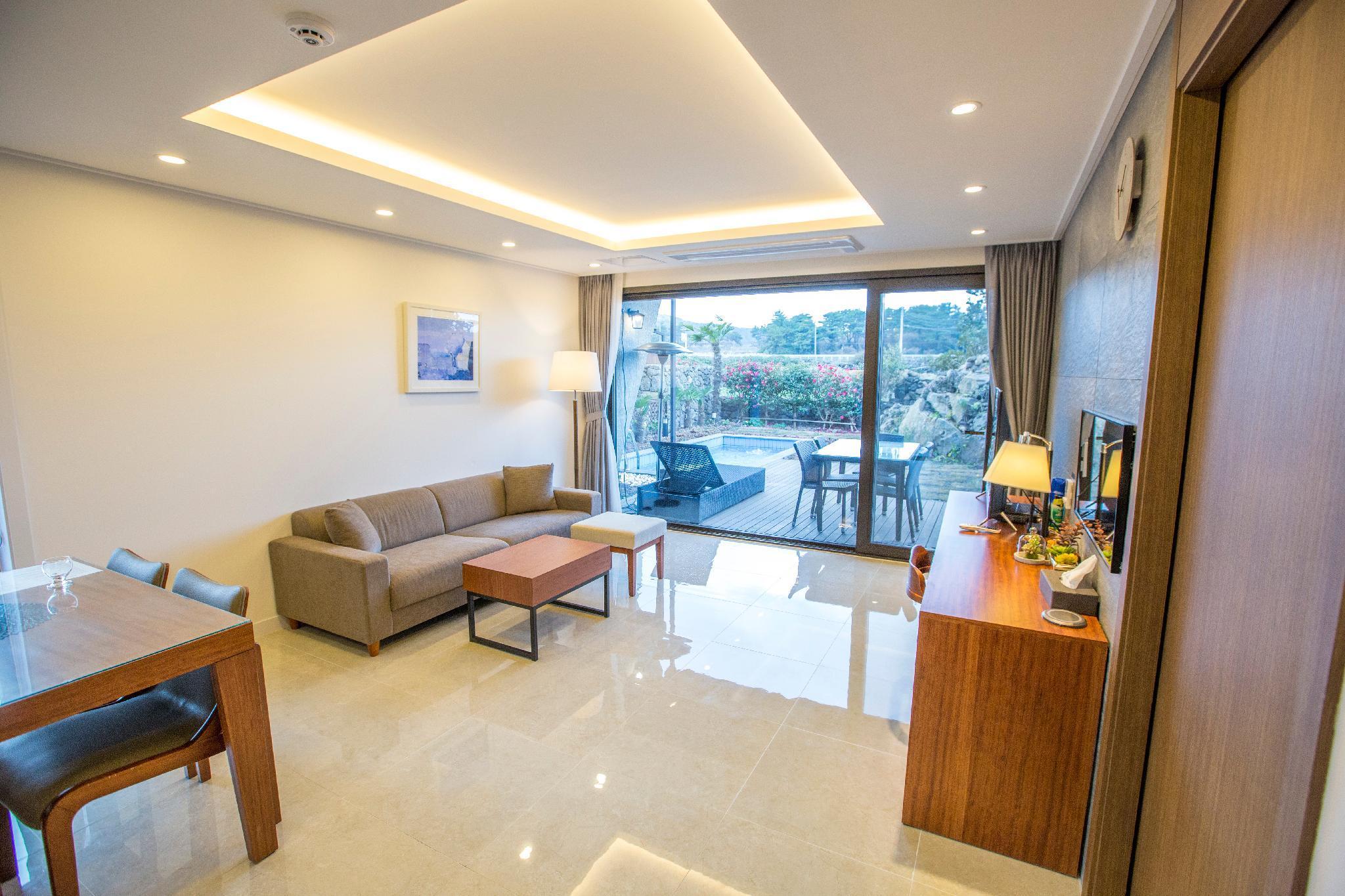 Review Leeum Island Spa & Pool villa