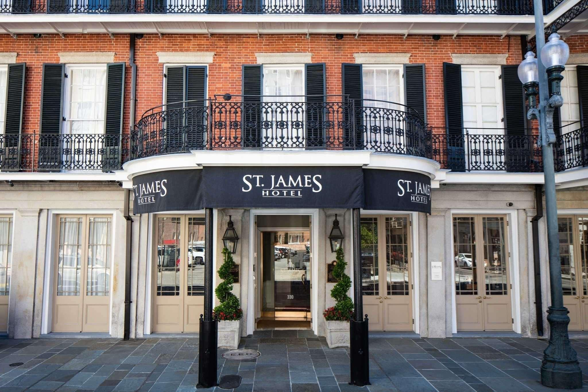 St. James Hotel An Ascend Hotel Collection Member