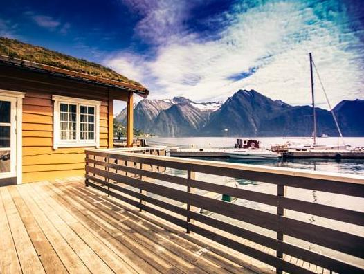 Sagafjord Hotel � By Classic Norway Hotels