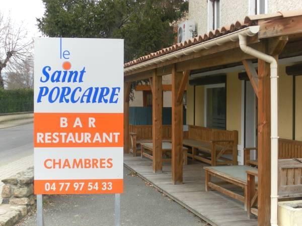 Chambres D'hotes Le Saint Porcaire