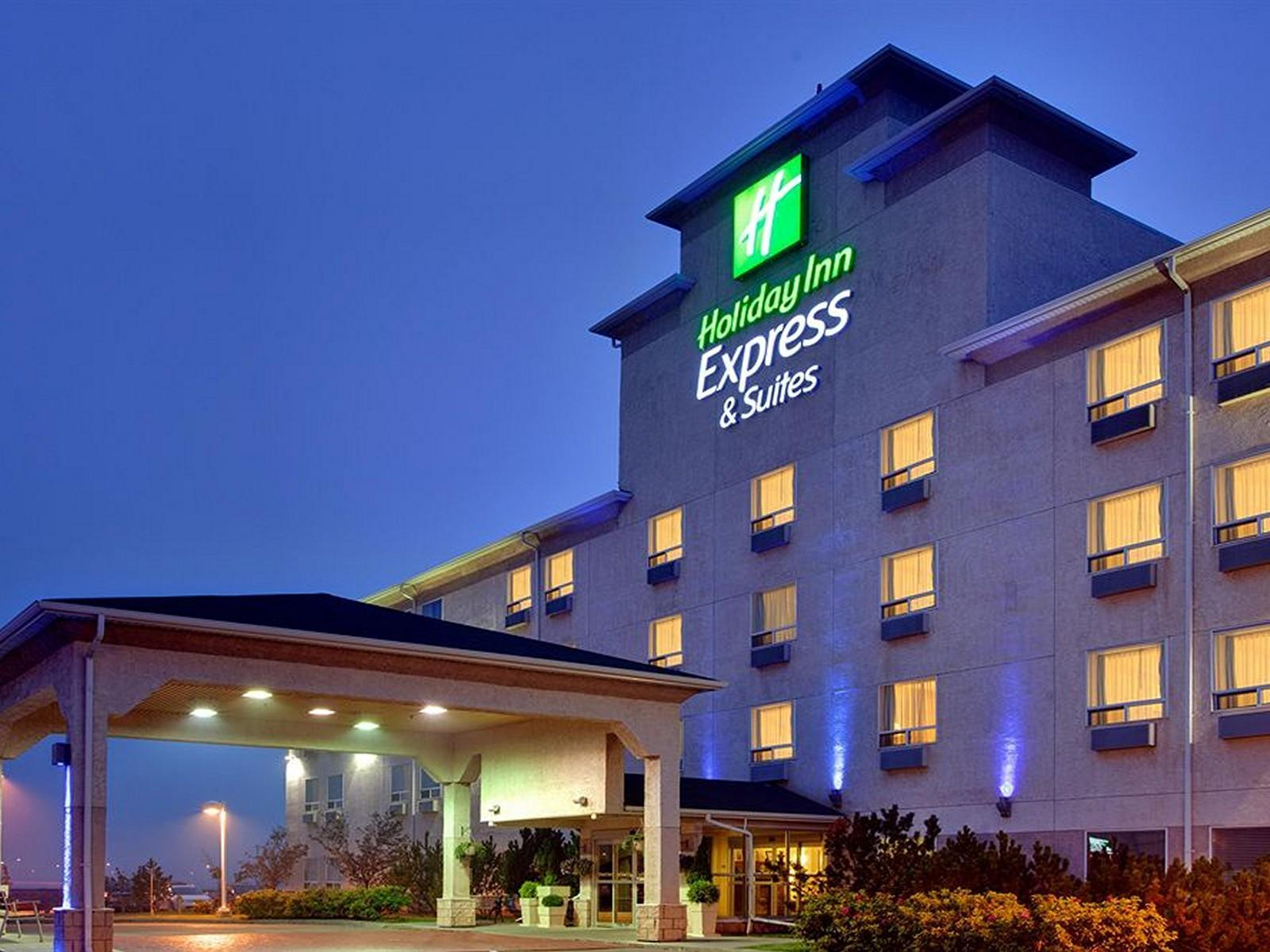 Holiday Inn Express Hotel And Suites   Edmonton International Airport