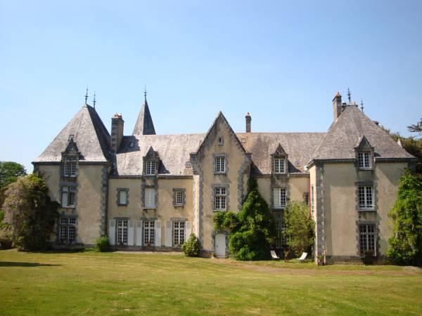 Manoir De Tregaray