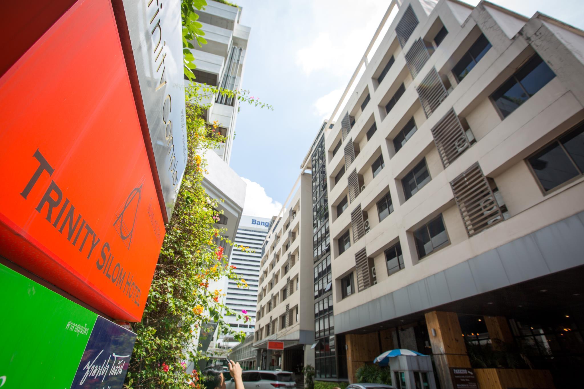 Trinity Silom Hotel โรงแรมทรินิตี้ สีลม