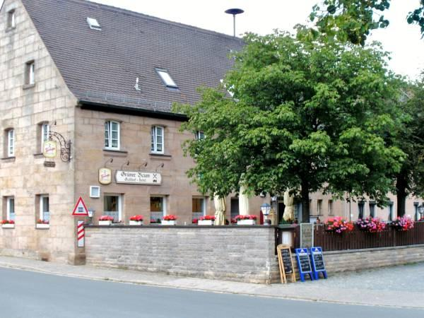 Gasthof Landhotel Gruner Baum
