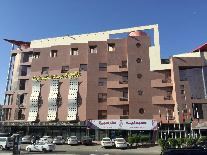 Burj Al Hayat Furnished Suites   Al Malaz