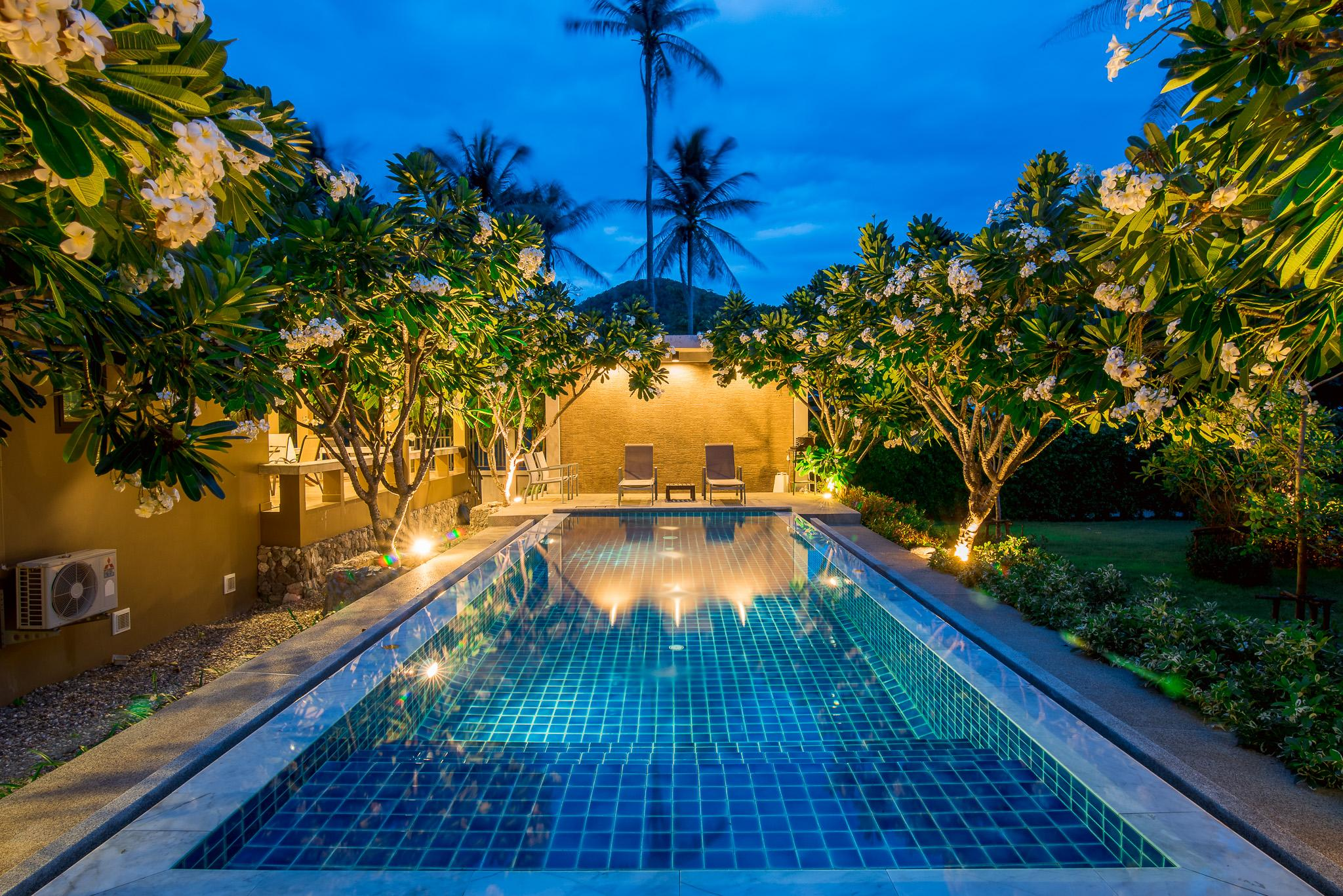 Villa Na Pran Pool Villa