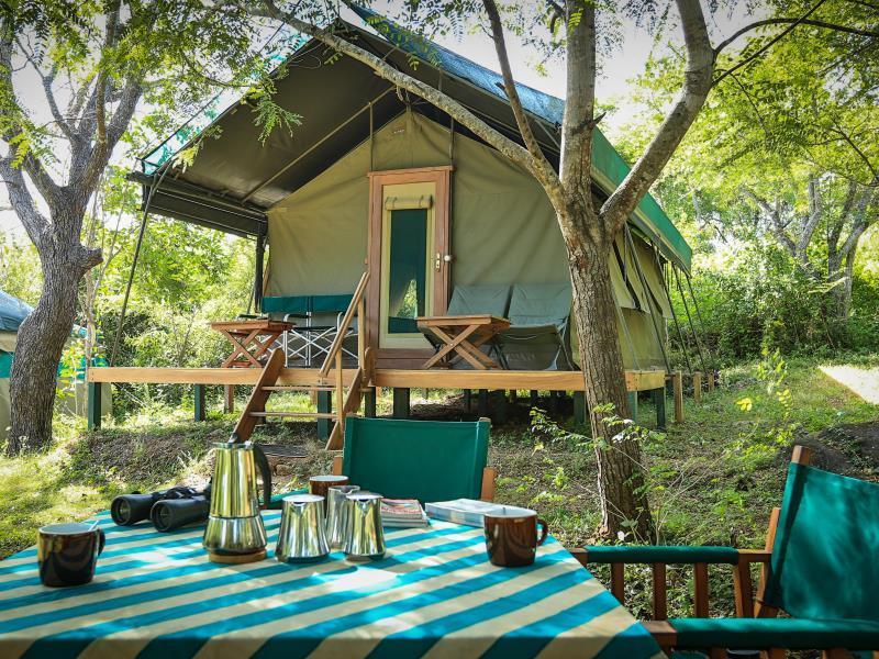 Kulu Safaris Mobile Tented Camping