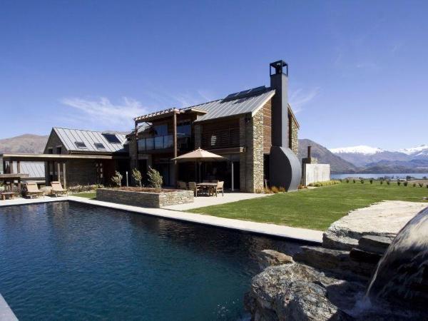 Tin Tub Luxury Lodge Wanaka