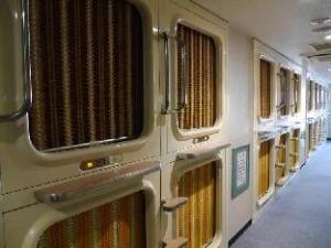 Sauna & Capsule Spadio Hotel