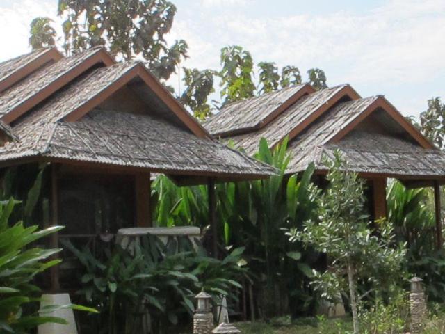 ปาย พาร์ค คอตเทจ – Pai Park Cottage