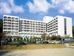 Hanwha Resort Baegam Spa