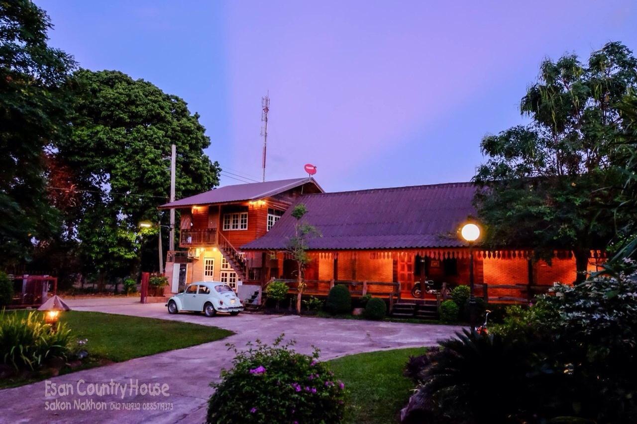 Baan Esan Country House