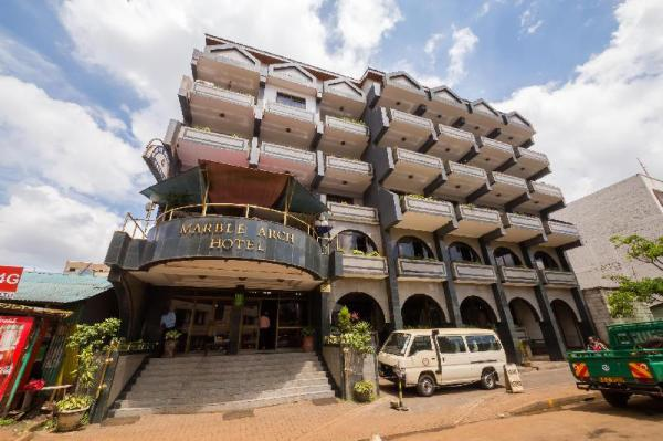 Marble Arch Hotel Nairobi